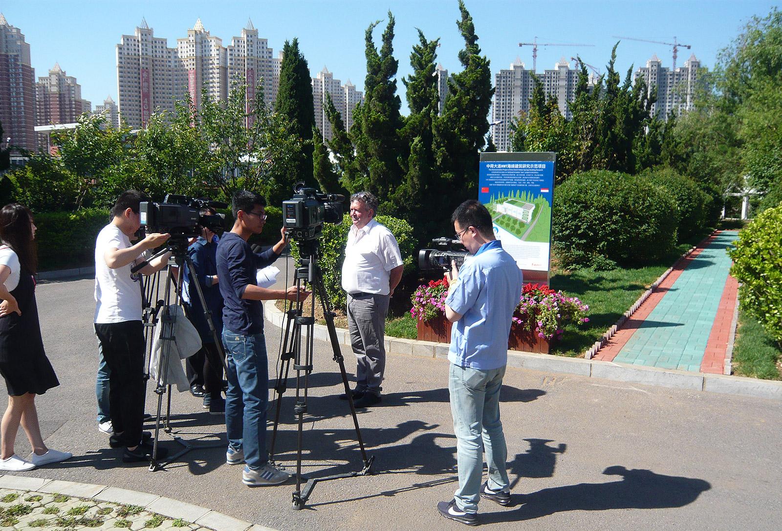 Local TV Dalian